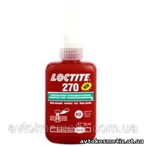 Loctite 270 -фиксатор резьбы высокой прочности 10 мл.