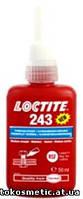 Loctite 243 фиксатор резьбы средней прочности 10 мл.