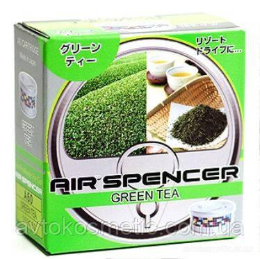 Eikosha Airspencer Зеленый чай меловой ароматизатор