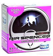 Eikosha  меловой ароматизатор SAMURAI MAN