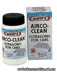 Airco-Clean – ultrasonic for cars