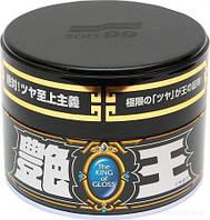 SOFT 99 The King of Gloss for Black & Dark - полироль для придания яркого насыщенного блеска