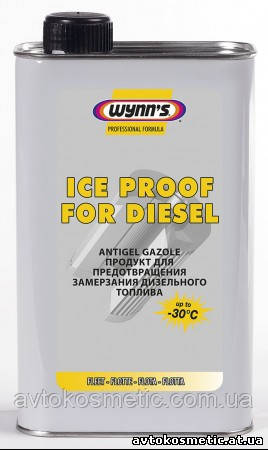 Ice proof for diesel - антигель на 1000л.