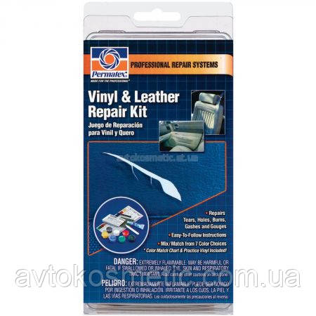 Набор для ремонта виниловых и кожаных покрытий