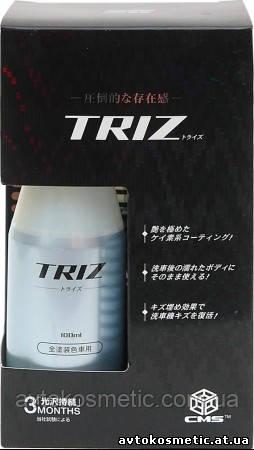 SOFT 99 TRIZ полироль-спрей