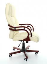 Офисное компютерное кресло PRESIDENT бежевое, фото 2