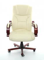 Офисное компютерное кресло PRESIDENT бежевое, фото 3