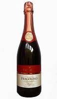 Итальянское земляничное вино Fragolino Fiorelli Rosso 0,75л., фото 1