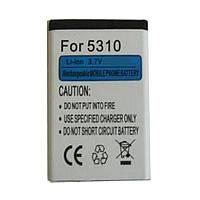 Аккумуляторная батарея PowerPlant Nokia BL-4CT (2720, 5310, 6600) (DV00DV6024)