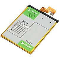 Аккумуляторная батарея PowerPlant Lenovo BL223 (K920) 4100mAh (DV00DV6306)