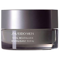 Shiseido Men Total Revitalizer - Шисейдо мужской крем для лица восстанавливающий широкого действия  Баночка, 50мл