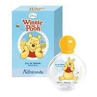 Admiranda Winnie The Pooh - Духи для детей Адмиранда Винни Пух Туалетная вода, 50мл
