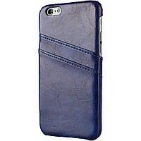 Чехол для моб. телефона Drobak Wonder Cardslot для Apple Iphone 6/Apple Iphone 6s (Blue) (219110)