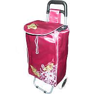 Хозяйственная сумка-тележка на колёсах