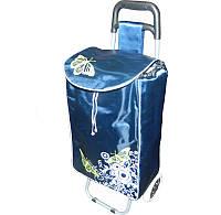 Хозяйственная сумка тележка на колёсах