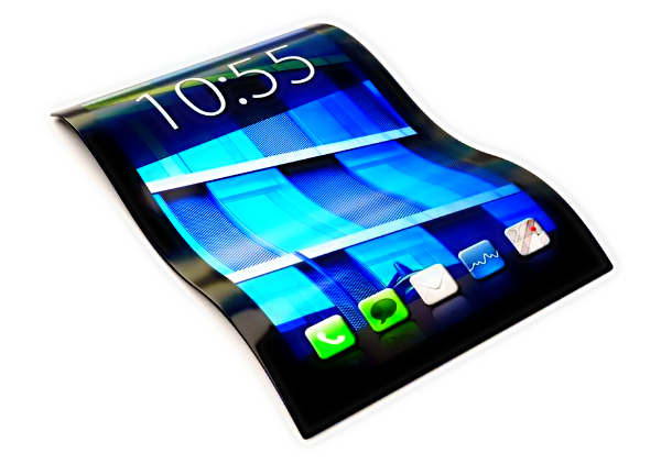 Samsung запатентовала планшет с гибким экраном