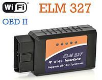 Elm327 WiFi OBD II Сканер адаптер для диагностики автомобиля, фото 1