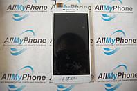 Дисплейный модуль для мобильного телефона Lenovo A5000 white