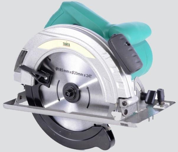Дискова електропила Тайга ПД-1500-185 (лазер)