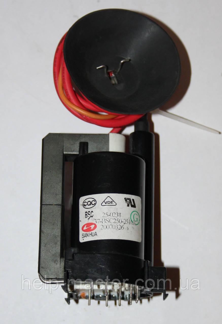 Строчный трансформатор (ТДКС) BSC25-0231