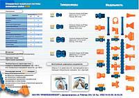Трубки шарнирные Jeton (типоразмер Loc-Line) для подачи СОЖ в системах подачи охлаждающей жидкости.