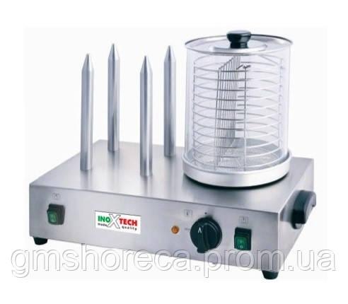 Аппарат для хот-догов штыревой Inoxtech HHD-1