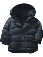 Теплая куртка Графит Олд Неви Old Navy 12-18М (74-79 см)