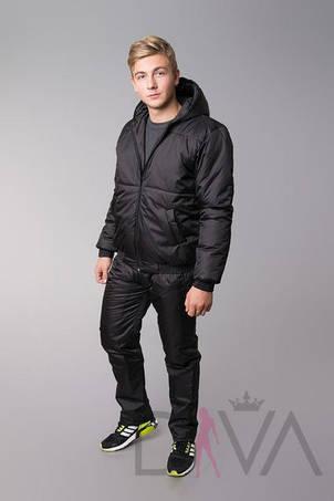 Мужской зимний костюм из куртки и брюк , фото 2
