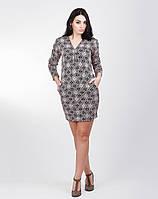 Приталенное платье из ткани букле - модное и практичное, фото 1