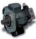 Гидромоторы Parker MRV  7000 pадиально-поршневые