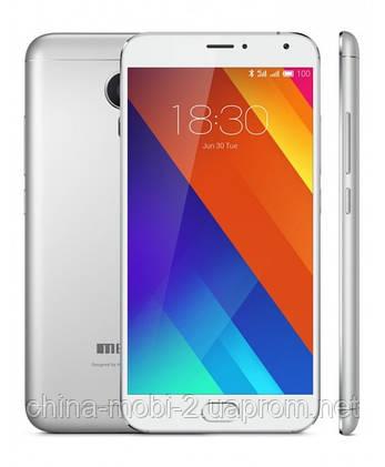 Смартфон MEIZU MX5E Octa core 3 16GB Silver- white , фото 2