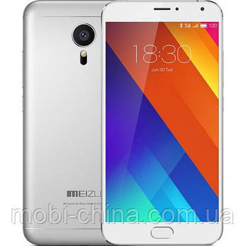 Смартфон MEIZU MX5E Octa core 3/32GB White, фото 2
