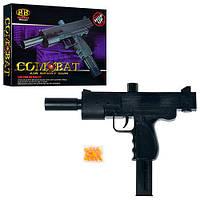 Пистолет детский  с пульками, 136