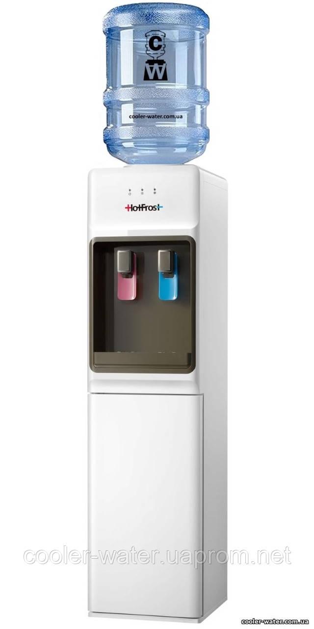 Кулер для воды HotFrost V1133CE White