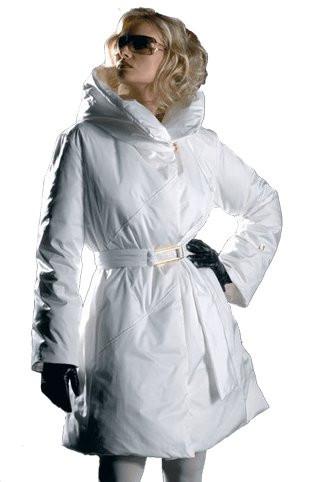 Женская куртка парка на зиму