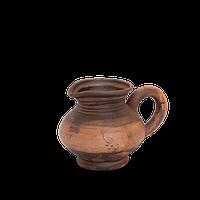 Сметанник глиняный Этно EB03 Покутская керамика 0,5 литра