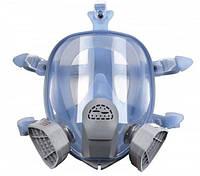 Полная маска с фильтрами 9900А крепление байонет MOBIHEL (000006336)