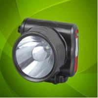 Налобный фонарик аккумуляторный, светодиодный YJ-1829-1