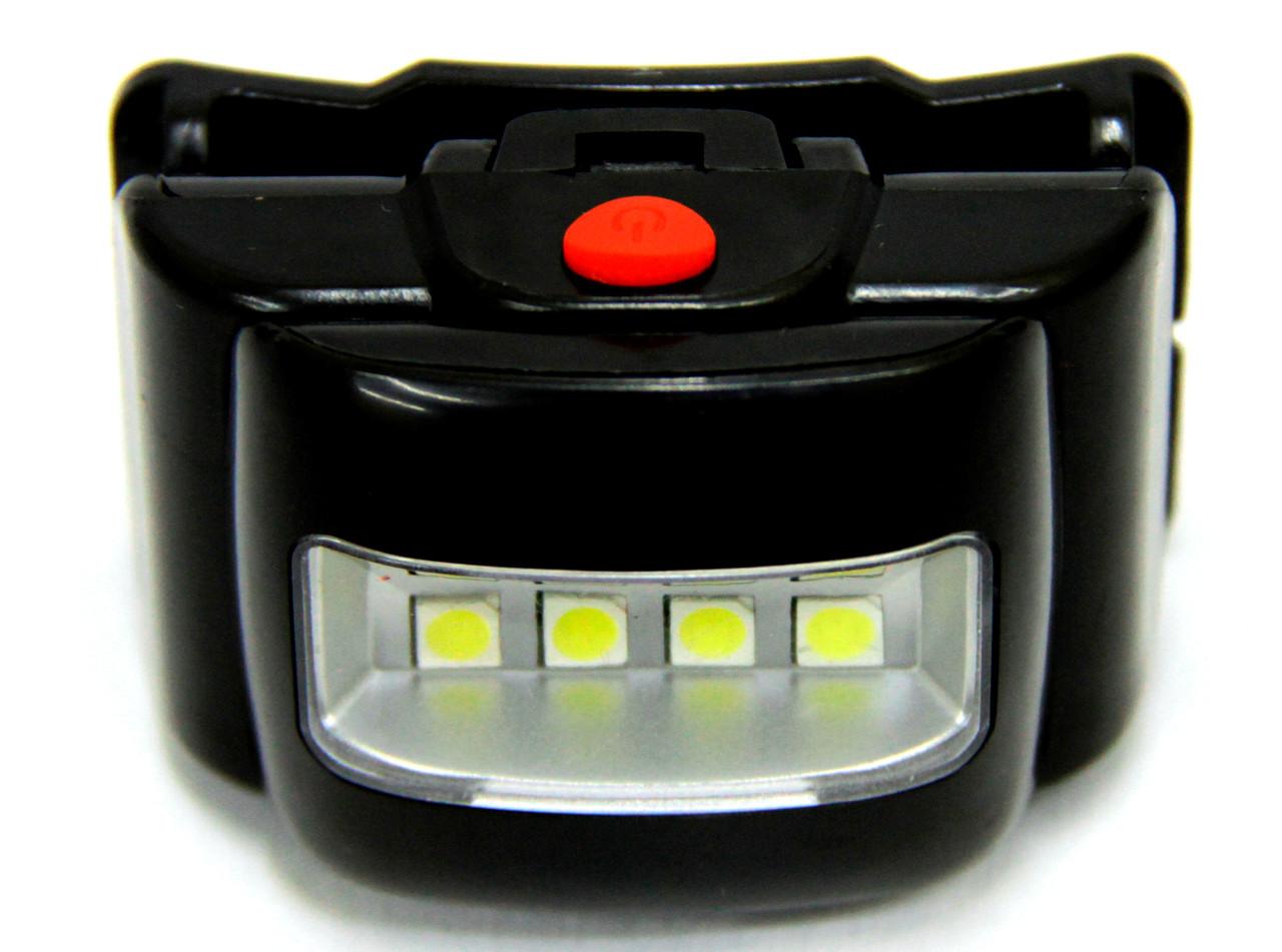 Ліхтар налобний 2025 на батарейках