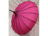 Оригинальный зонт трость купольный