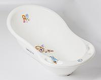 Детская ванночка для купания Princess LP-005 Tega Baby, белая