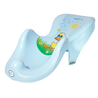 Горка для купания ребёнка TG-014 Balbinka Tega Baby, голубая