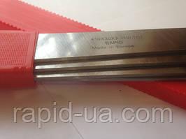 Стругальний( фугувальний ) ніж з твердосплавною напайкою 350*30*3 Tigra Germany