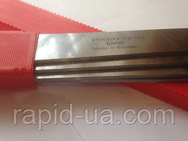 Стругальний( фугувальний ) ніж з твердосплавною напайкою 400*30*3 Tigra Germany