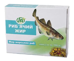 Рыбий жир Гринвит №42