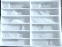 Силиконовые формы для производства декоративного камня, плитки, 3д панелей.