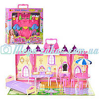 """Игровой набор замок принцессы """"Колокольчик"""" с мебелью: 29 аксессуаров"""