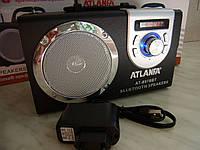 Портативная колонка радиоприемник ATLANFA AT-8978