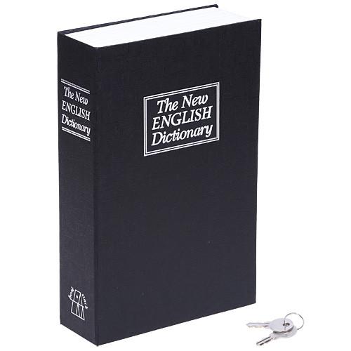 Книга-сейф «Английский словарь» 26.5х20х6.5 см (большая)