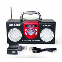 Портативная колонка радиоприемник ATLANFA AT-8979